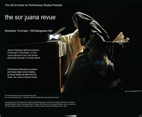 The Sor Juana Revue